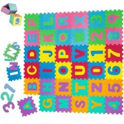 Tapis de jeu puzzle mousse...