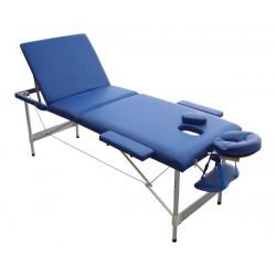 Table de massage W3B bleue...