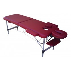 Table de massage G6X cerise...