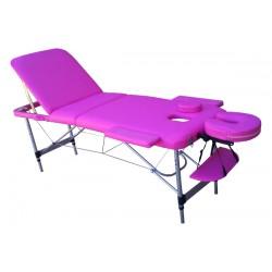 Table de massage N3S rose...
