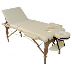 Table de massage M2G beige...