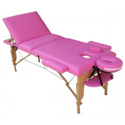 Table de massage M2S rose...