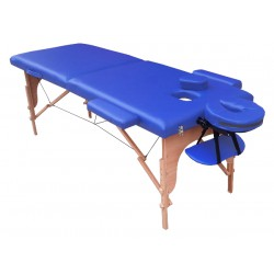 Table de massage M4B bleue...