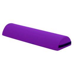 Coussin violet rembourré...