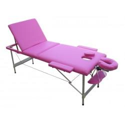 Table de massage W3S rose...