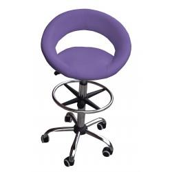 Tabouret A42P Violet Chaise...